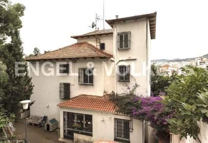 Casa unifamiliar en Gràcia