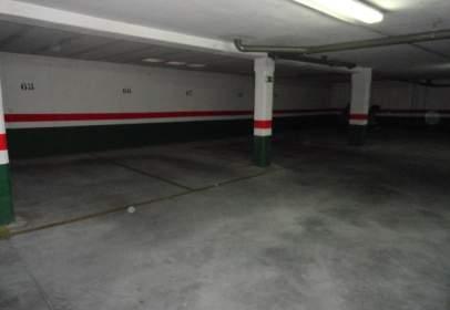 Garatge a calle de Miguel de Unamuno