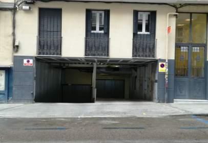 Garatge a calle Fernandez de los Rios, nº 64