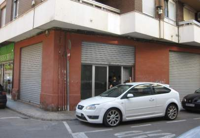 Local comercial a Carrer de Sant Vicent, prop de Carrer Hernán Cortés