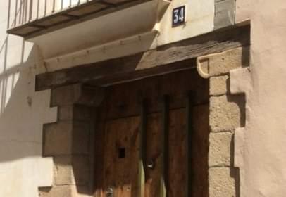 Casa a calle del Obispo Sánchez