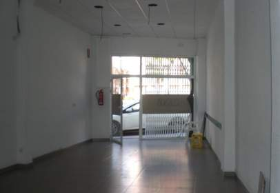 Local comercial a Avenida Jaume I