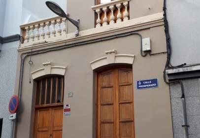 Casa en calle Prosperidad