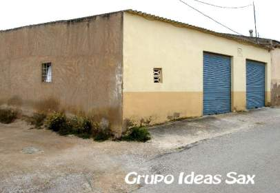Nau industrial a Carrer de Uruguay, 21