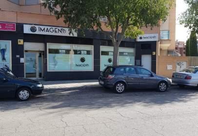 Local comercial a calle Diego Mazariegos