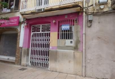 Local comercial a Carrer de Sant Pasqual