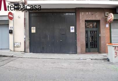 Nave industrial en calle de Antonia Ruiz Soro, nº 35