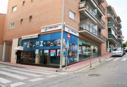 Local comercial a calle Madrid