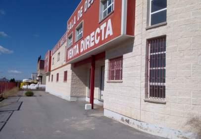 Nave industrial en calle Poligono San Rafael