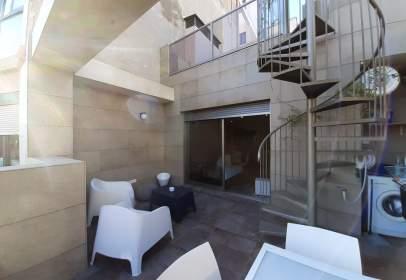 Penthouse in Rambla de Méndez Núñez