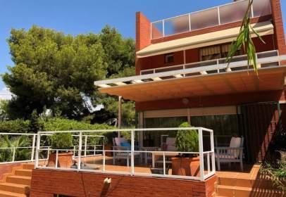 Terraced chalet in Camí Reial de La Vila Joiosa