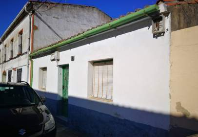 House in calle General Castaños