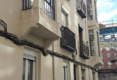 Pis a calle de García Valladolid