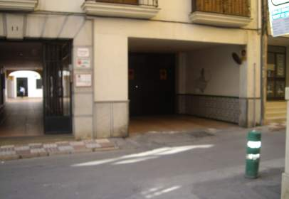 Garatge a calle de Cervantes