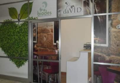 Local comercial en calle Urzáiz 81 (Galerías Plata)