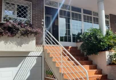 Casa adosada en calle del Monte Picayo