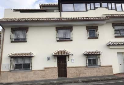 House in calle Granada, near Calle de Huertas