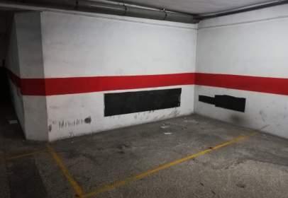 Garage in calle de la Duquesa de Villahermosa, nº 52
