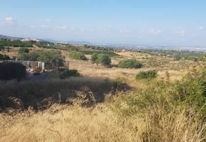 Terreny a Urbanització de la Mare de Déu de Montserrat
