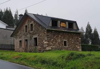 Casa en Piñeiros (San Sadurniño)