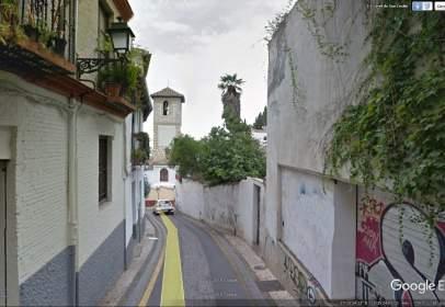 Terreno en calle San Cecilio