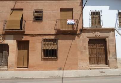 Casa a calle de las Monjas Franciscas