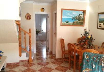 Terraced chalet in Aguadulce