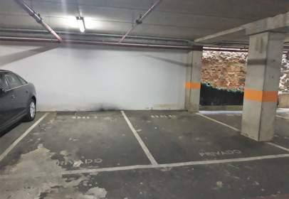 Garatge a Avenida de Ramón y Cajal