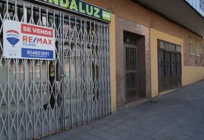 Local comercial en calle Duero