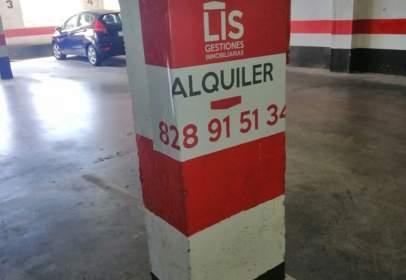 Garatge a calle Padre Cueto