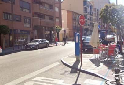 Local comercial a calle de la Virgen del Amparo