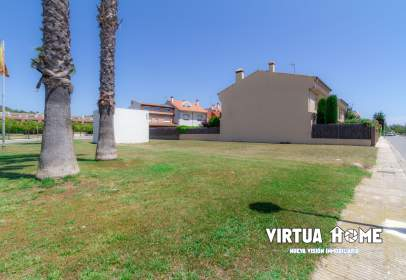 Land in calle Josep Pla, nº 1