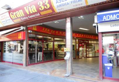 Local comercial en calle Gran Vía, nº 33