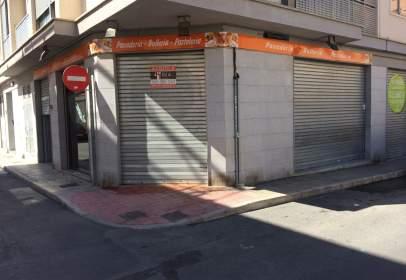 Local comercial en Carrer de Toledo