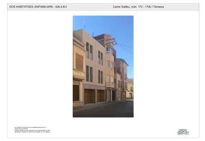 House in Carrer de Galileu, nº 172