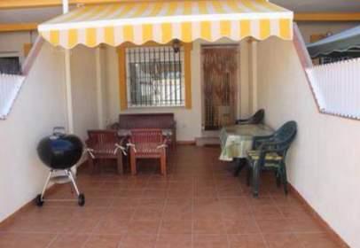 Terraced house in calle de Santa Inés