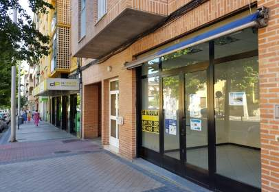 Local comercial en Paseo del Conde de Sepúlveda, nº 21