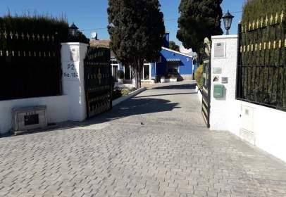 Xalet a calle Partida Valverde Bajo, nº 184