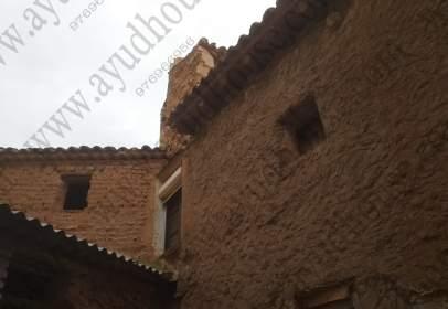 Casa rústica en calle del Castillo, nº 34