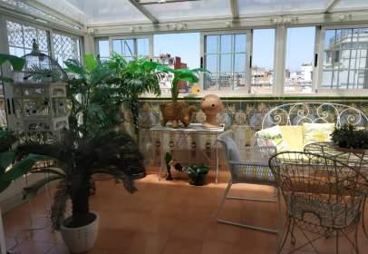 Penthouse in Carrer de Xàtiva