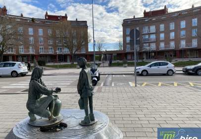 Piso en Plaza de la Cruz