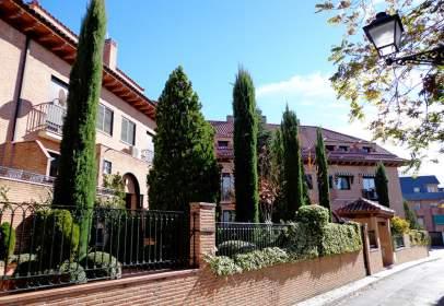 Duplex in calle del Escorial