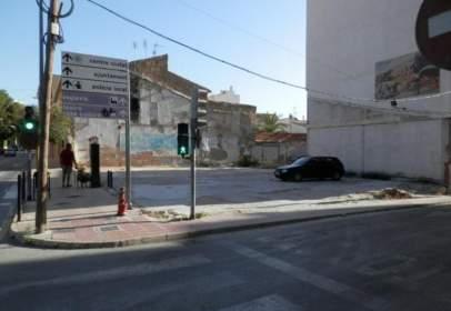 Terreno en Avenida Comunidad Valencia, nº 17