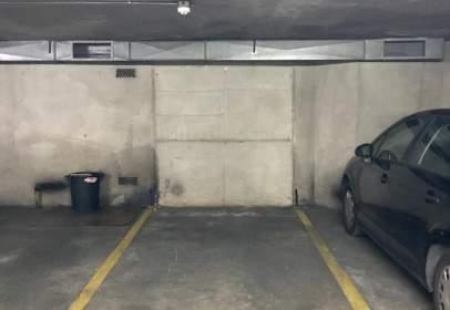 Garatge a Plaza Constitució