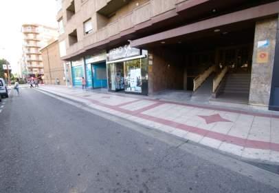 Garaje en Paseo Cortes de Aragon, nº 22