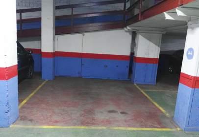 Garatge a calle Nuestra Señora de Fuenfria