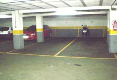 Garatge a calle Doctor Carracido