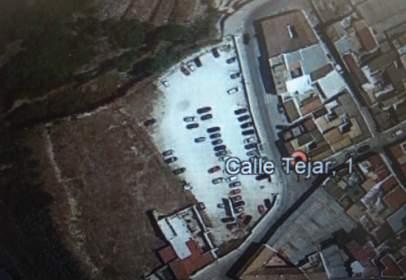 Terreno en calle Tejar, nº 1
