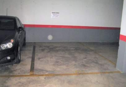 Garatge a Avenida de la Condomina, nº 60