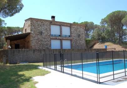 Casa rústica en Calella de Palafrugell